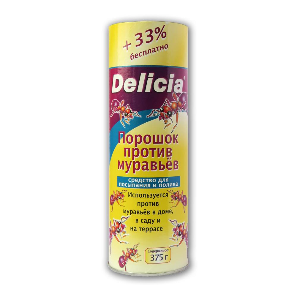 Delicia Активная пищевая гранулированная приманка для муравьев купить оптом