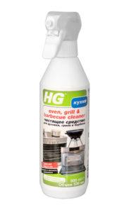 HG Чистящее средство для духовки, гриля, барбекю купить оптом
