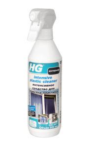 HG Средство для очистки пластика, обоев, окрашенных стен купить оптом