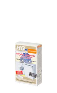 HG Средство для очистки посудомоечных и стиральных машин купить оптом