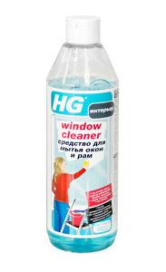 HG Средство для мытья окон и рам купить оптом