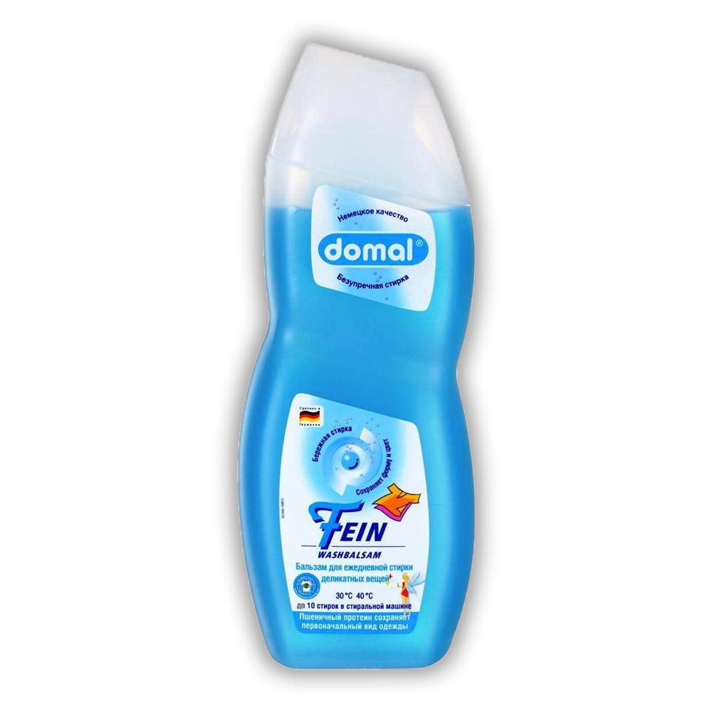 Domal Fein Универсальное концентрированное средство для стирки тонких вещей с защитой цвета и ткани купить оптом