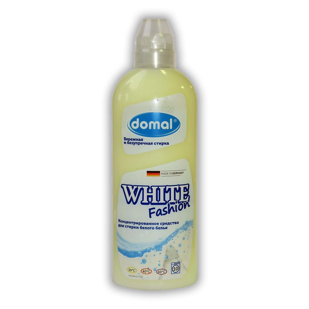 Domal White Концентрированное средство для стирки белого белья купить оптом