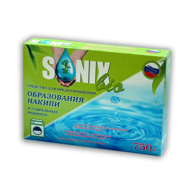 Sonix Bio Средство для предотвращения образования накипи в стиральных машинах купить оптом